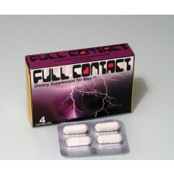 Full contact férfierő kapszula - 4 db