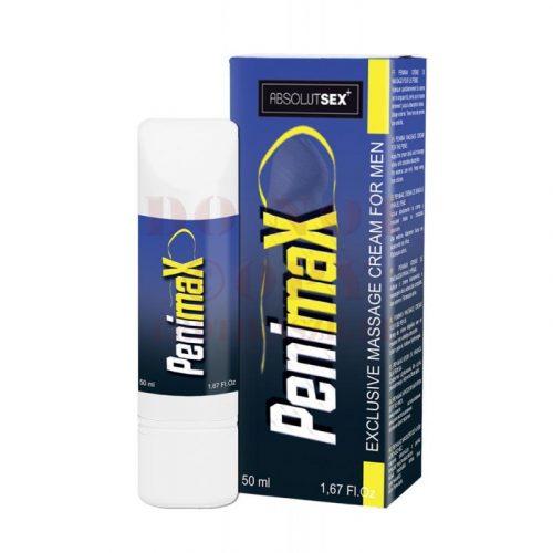 Penimax férfi erekció krém - 50 ml