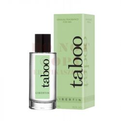 Taboo Sensual férfi feromon parfüm - 50 ml
