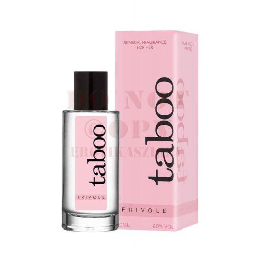 Taboo pheromone parfüm nőknek -50 ml