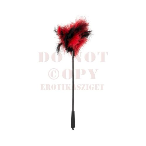Bad Kitty piros toll cirógató