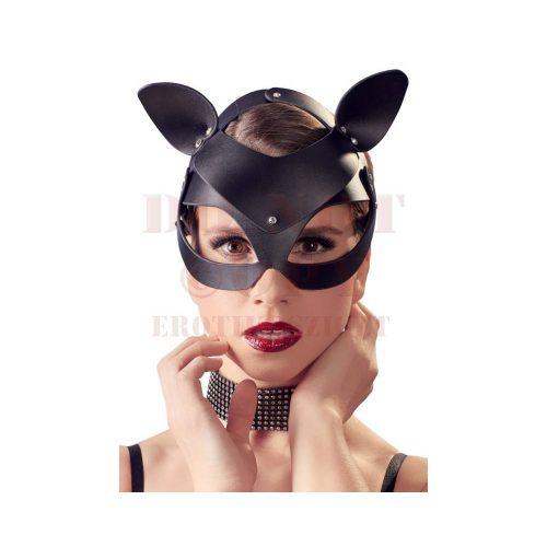 Bad Kitty strasszos műbőr cicamaszk