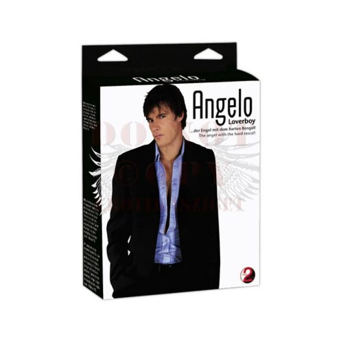 Angelo férfi szexbaba