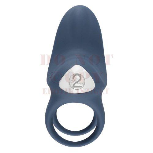 Akkus vibrációs here és péniszgyűrű