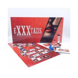 Exxxtázis szextársas - társasjáték pároknak