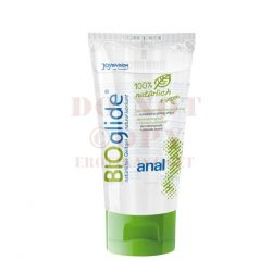 Bioglide anál vízbázisú síkosító - 80 ml