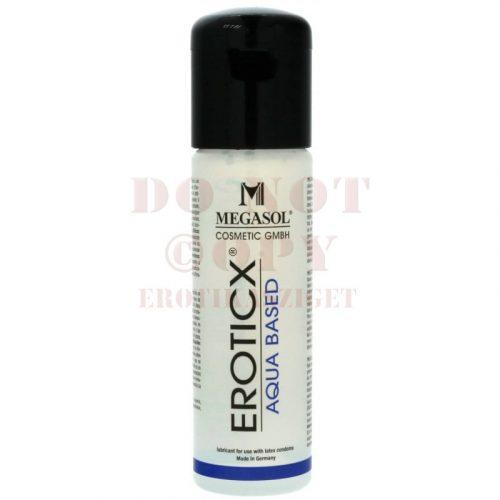 Eroticx vízbázisú síkosító - 100 ml
