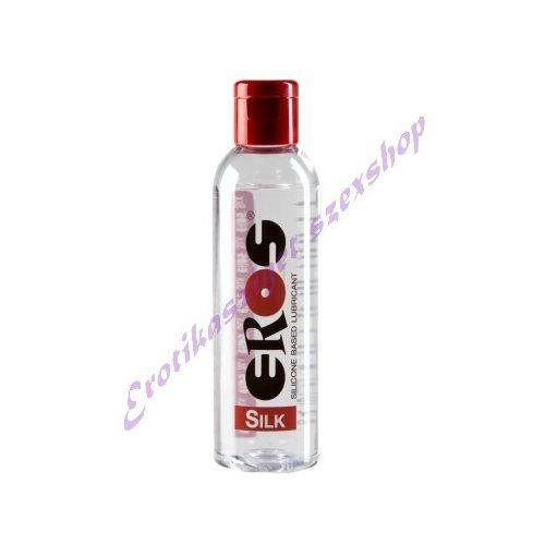 Flakonos Eros szilikon síkosító - 100 ml