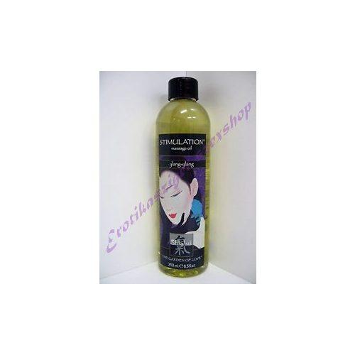 Shiatsu masszázsolaj - ylang-ylang