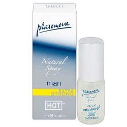 HOT natural spray man - 10 ml