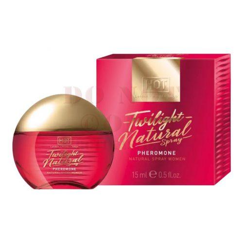 Twilight illatmentes feromon parfüm nőknek - 15 ml