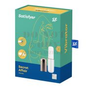 Satisfyer Secret Affair tölthető mini rúdvibrátor
