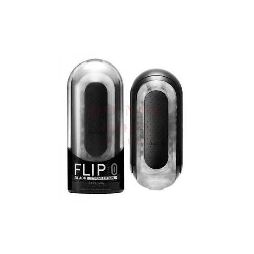 Tenga Flip Zero maszturbátor - fekete