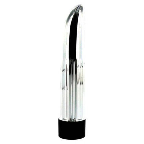 Lady finger rúdvibrátor - ezüst