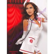 Emergency dress sztetószkóppal  - S/M
