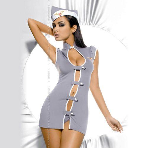 Stewardess szexi jelmez - S/M
