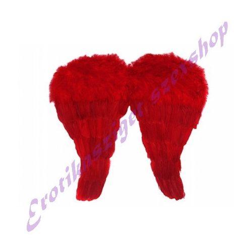 Piros angyalszárny