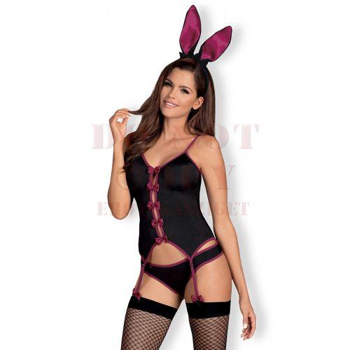 Obsessive bunny suit - S/M