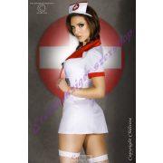 Chilirose nővér jelmez - 6 részes S/M