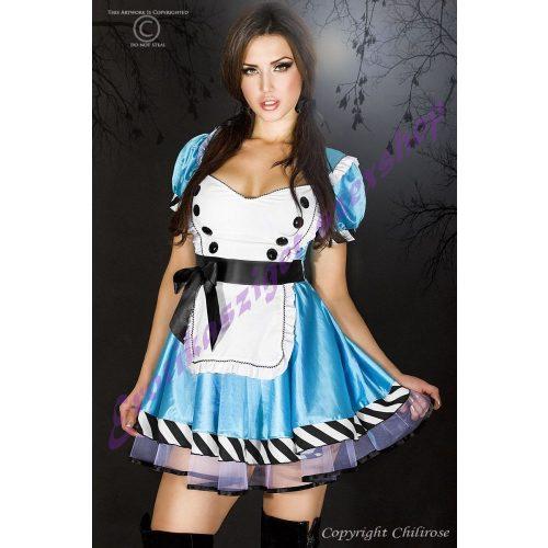 Alice csodaországban jelmez - M