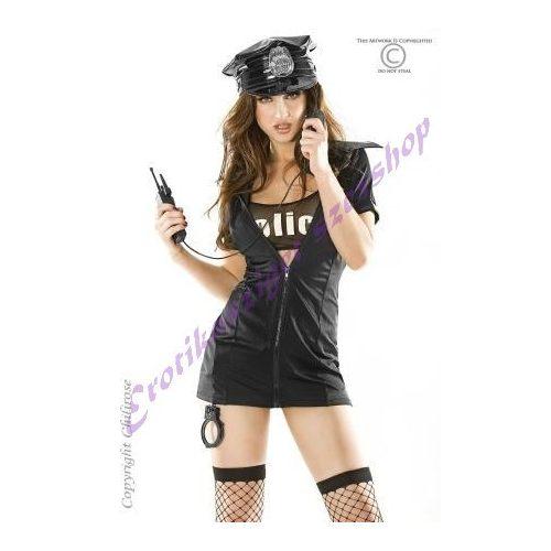 Chilirose rendőrnő jelmez- S/M