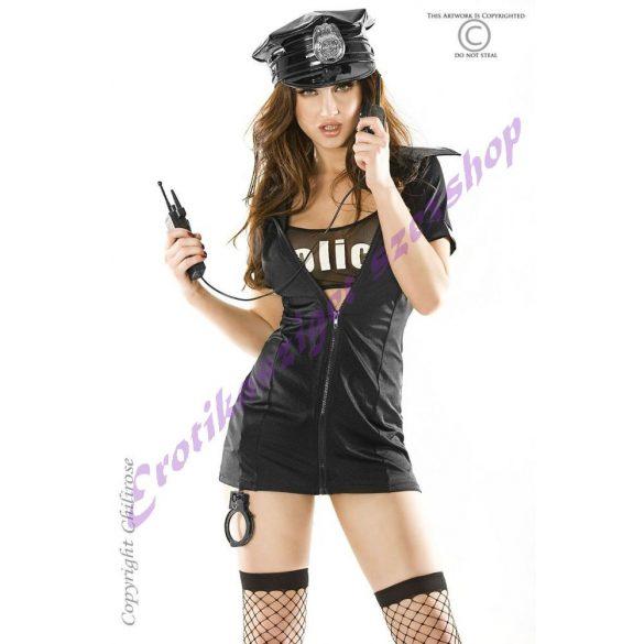Chilirose rendőrnő jelmez- L/XL