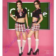 Chilirose diáklány szett - S/M