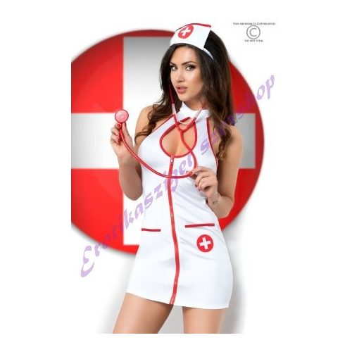 Chilirose nővér ruha - S/M