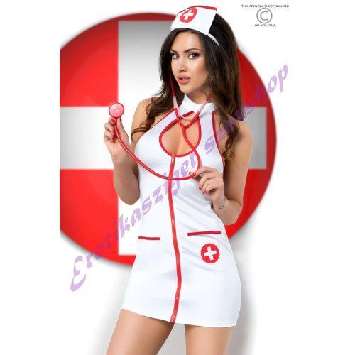 Chilirose nővér ruha - L/XL