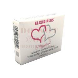 Elixir vágyfokozó női kapszula - 4 db