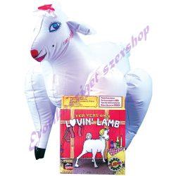 Felfújható szexháziállat - bárány