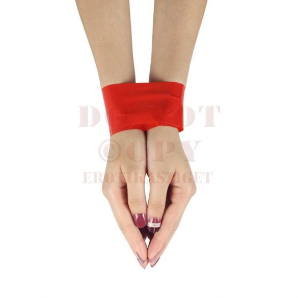 Lovetoy kötöző szalag - piros