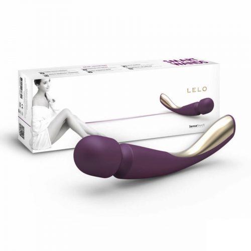 Lelo Smart Wand masszírozó vibrátor - közepes lila