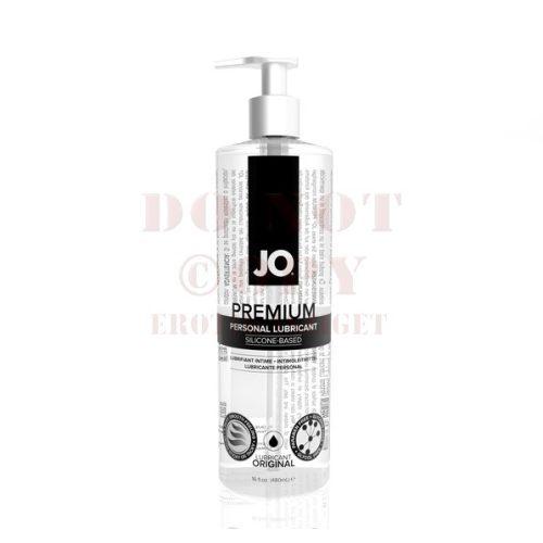 JO  minőségű szilikonos síkosító - 480 ml