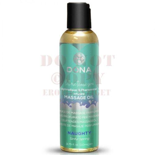 Dona illatos masszázsolaj - tavaszi virág 110 ml