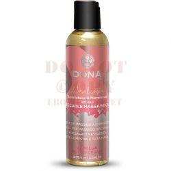 Dona illatos masszázsolaj - vanília 110 ml