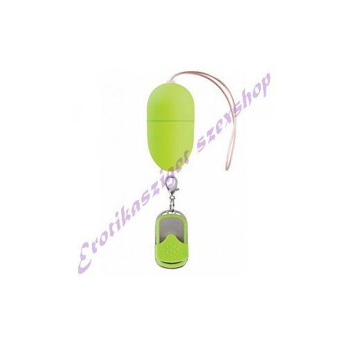 Zöld vibrációs tojás 10 programmal