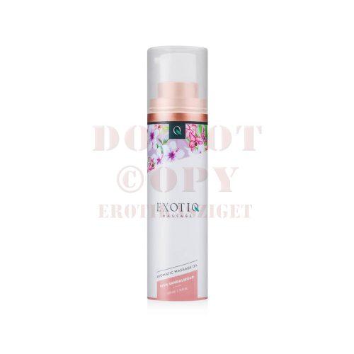 Erotiq szantálfa masszázsolaj - 100 ml