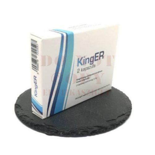 Kinger kapszula - 2 db
